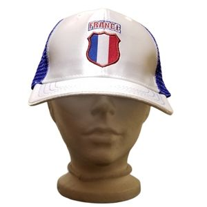 ⚽️ France FIFA Cup 2010 South Africa Trucker Hat ⚽
